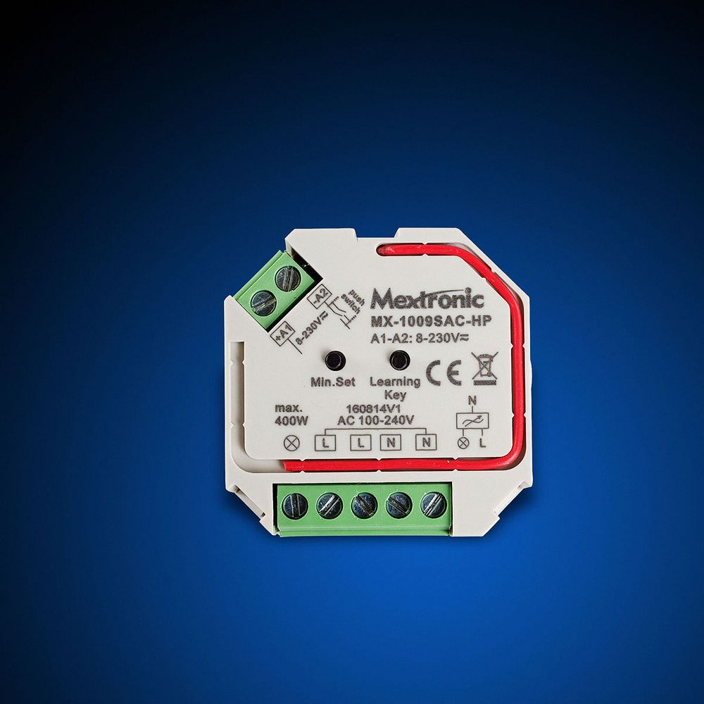 LED CONNEX 1009 SAC 230V Universal-Dimmer bis 400W