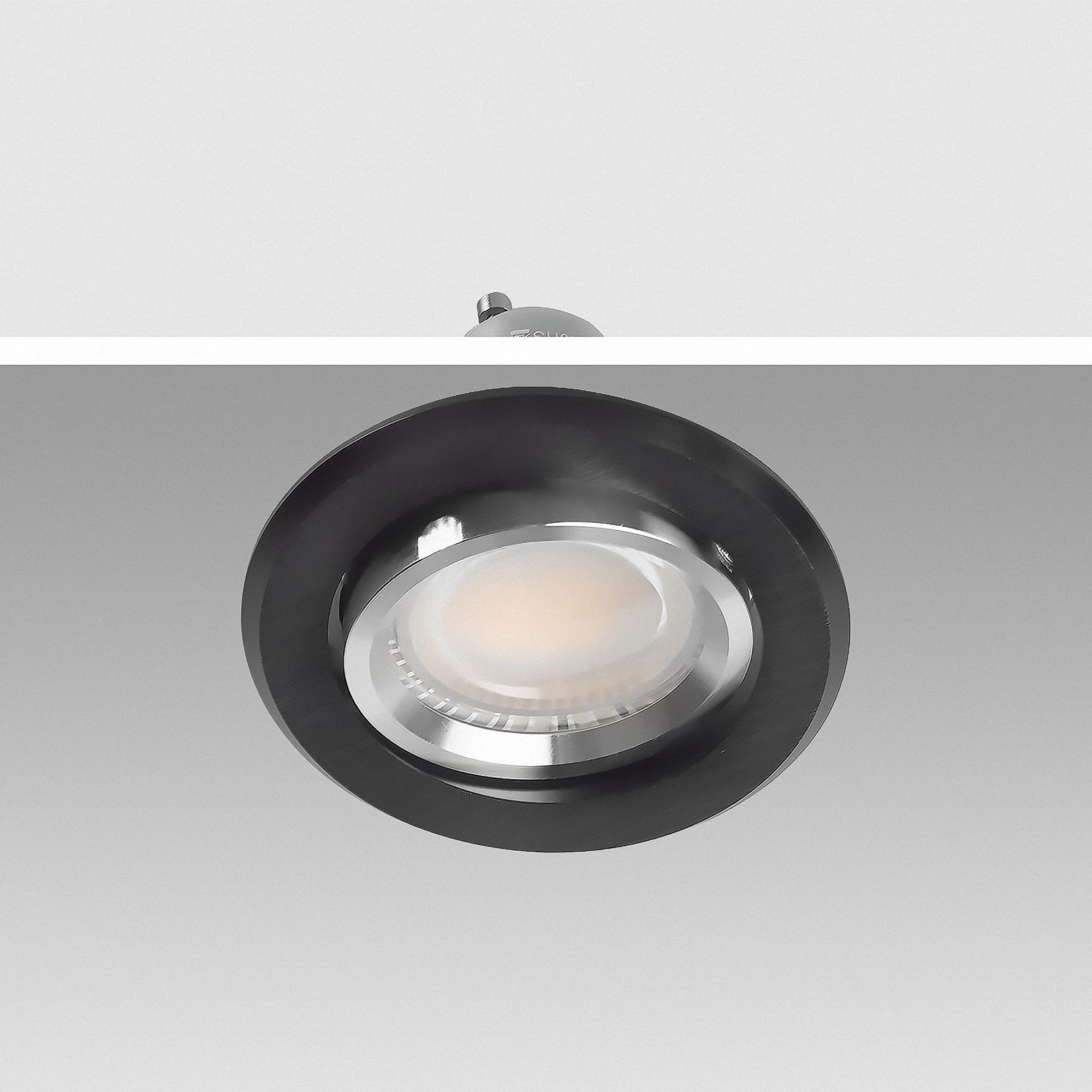 led 6w 6500k wei einbauleuchte gu10 16302 5 67mm. Black Bedroom Furniture Sets. Home Design Ideas