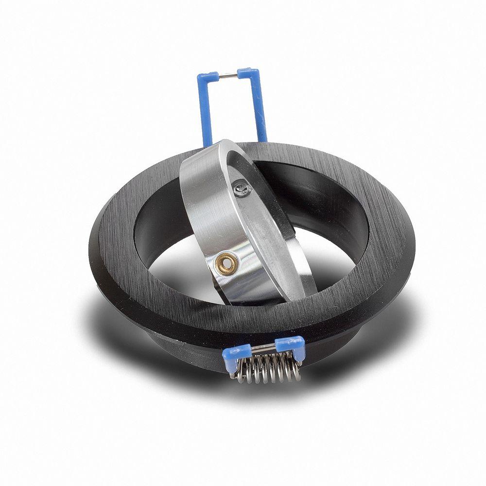 LED 6W 2700K Warmweiß Einbauleuchte MR16 16302-5 Ø 67mm