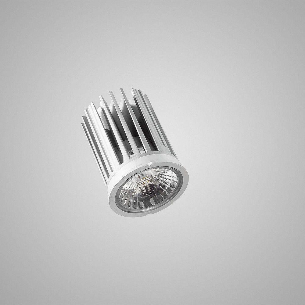 LED Einbauleuchte 3000K Warmweiß 9W 6711  Ø 81mm
