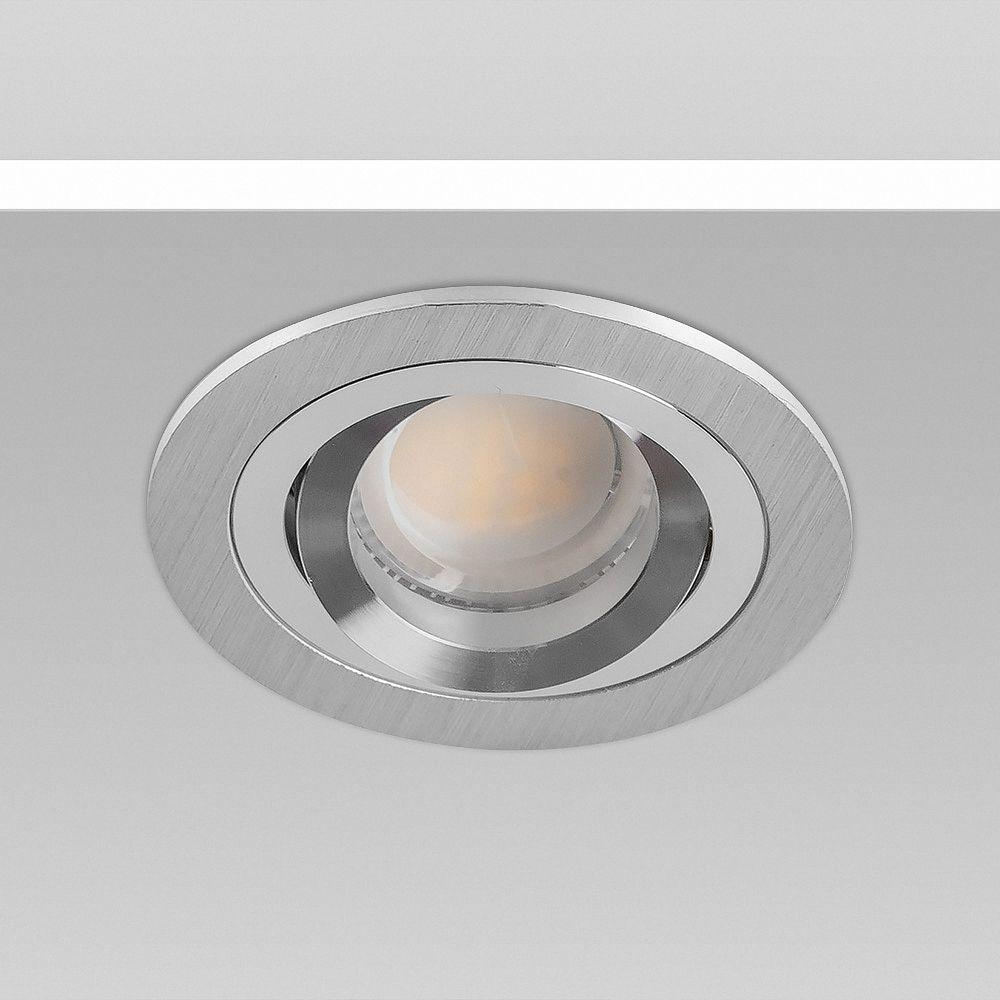 LED 5W Warmweiß Einbauleuchte MR16 GU5.3 Rund 6611 dimmbar Ø 81mm