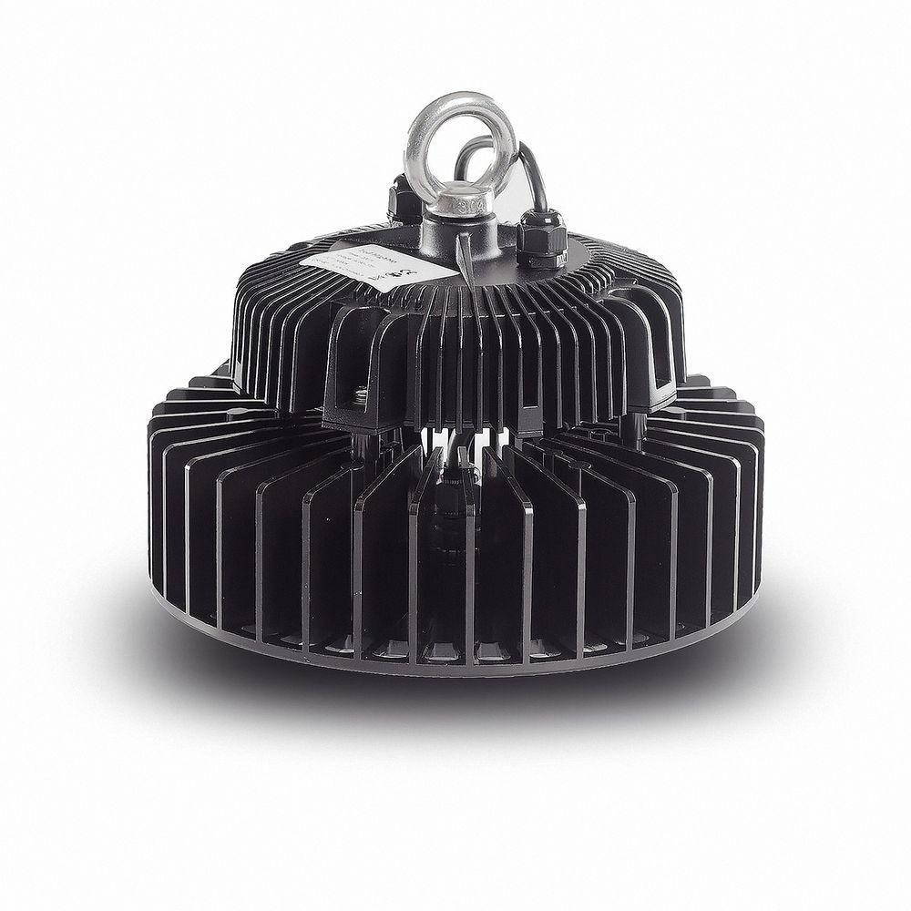 LED Hallenstrahler SN 100W 5000K Weiß IP65 Strahlwinkel 120 Grad
