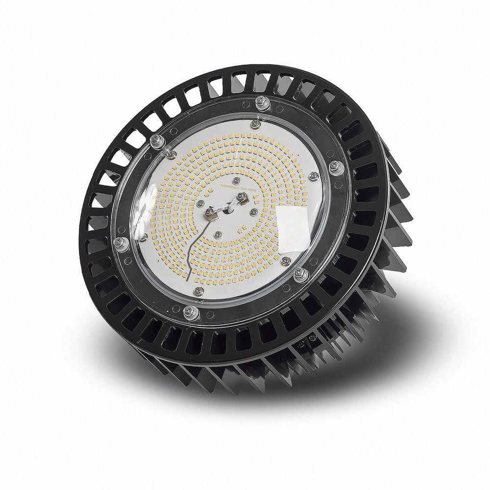LED Hallenstrahler SN 200W 5000K Weiß IP65 Strahlwinkel 120 Grad
