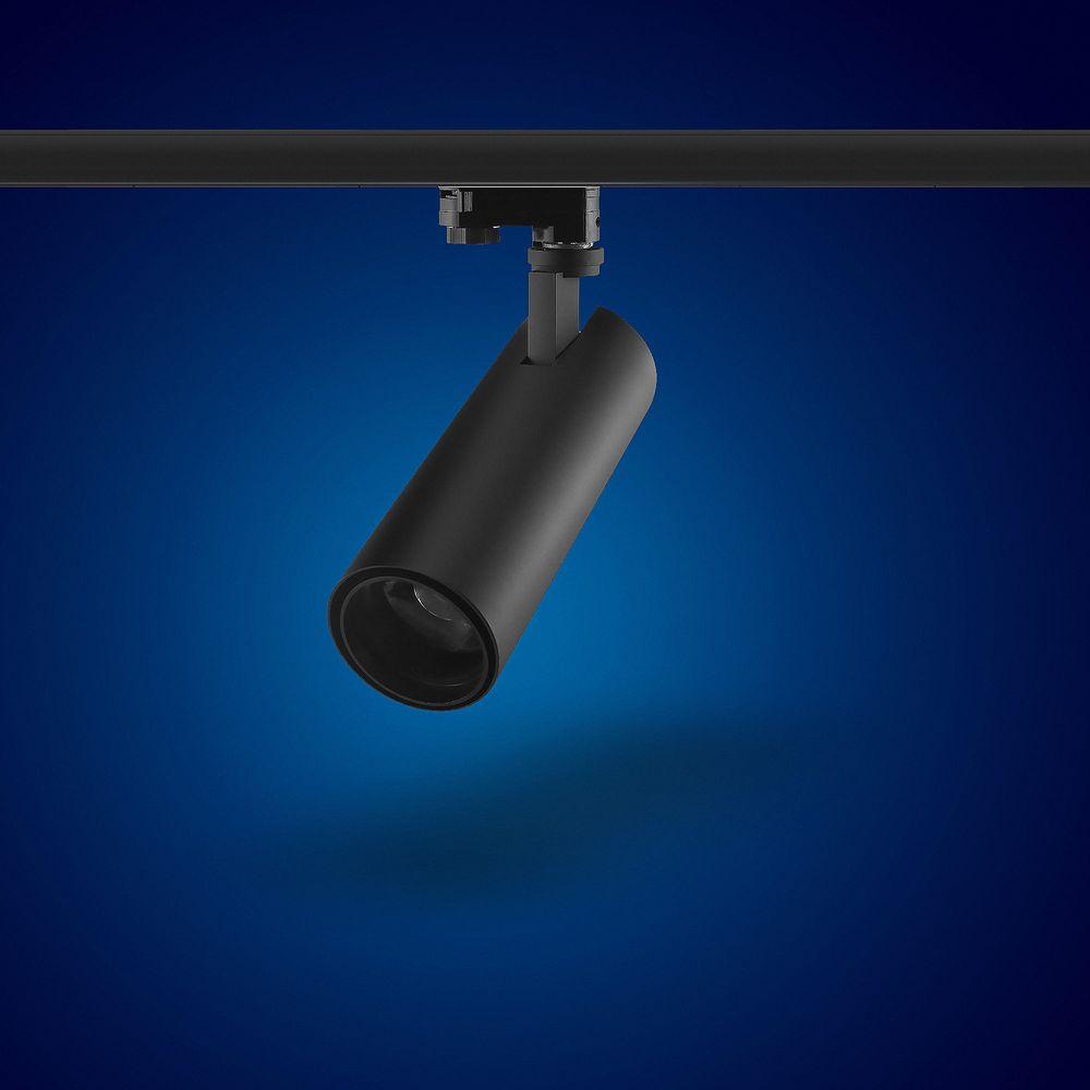 15W S29B Warmweiss LED 3 phasen strahler für Schienensystem