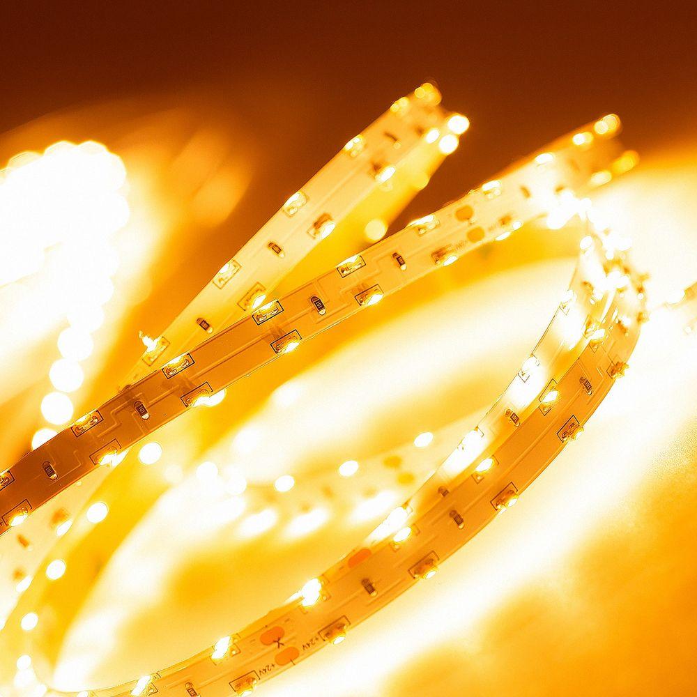 LED sideview TWINS Strip 335X2 Warmweiß (2700K) 48W 500CM 24V IP20