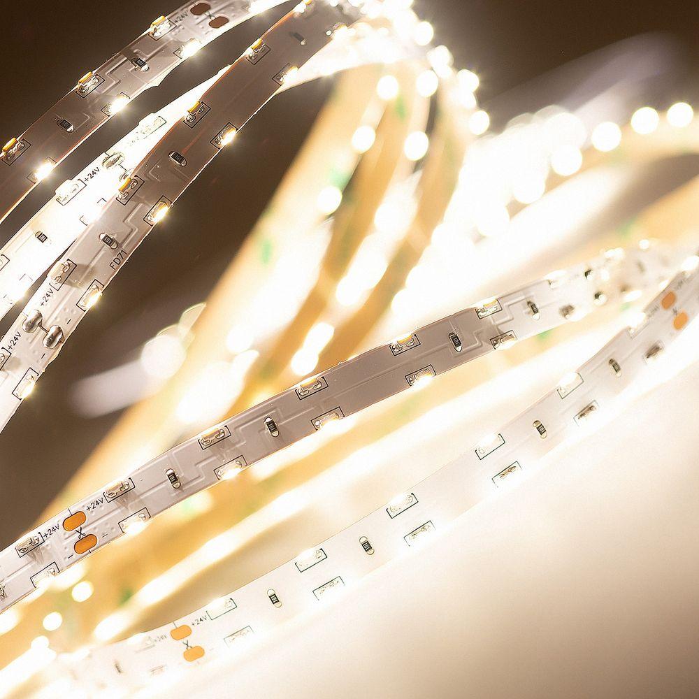 LED sideview TWINS Strip 335X2 Neutralweiß (4000K) 48W 500CM 24V IP20