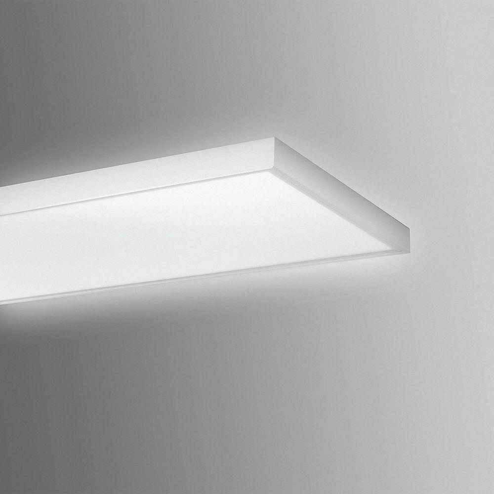 LED Aufputz Panel 1195x295 38W (W) 830 Warmweiß UGR19