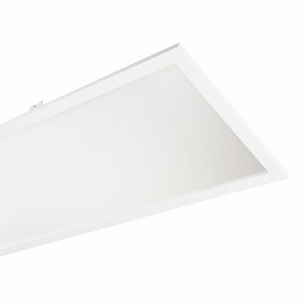 LED Aufputz Panel 1195x295 40W (W) 830 Warmweiß UGR19 1-10V&Dali