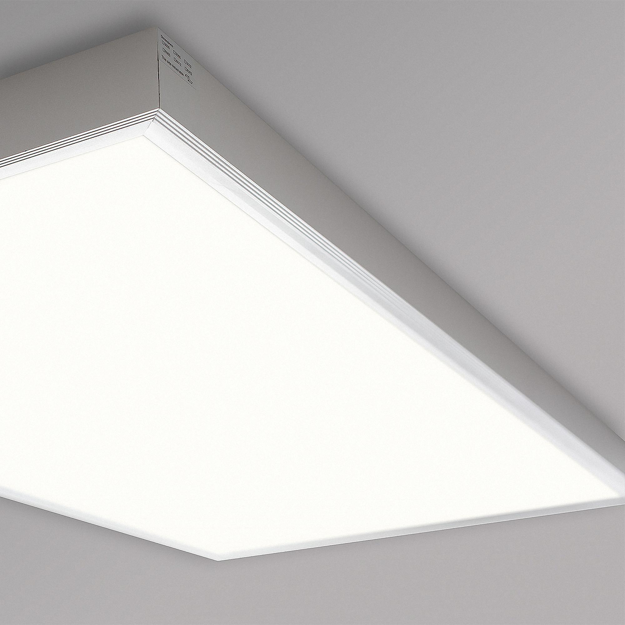 LED Hängepanel 120x60 80W 850 Tagweiß Dimmbar S