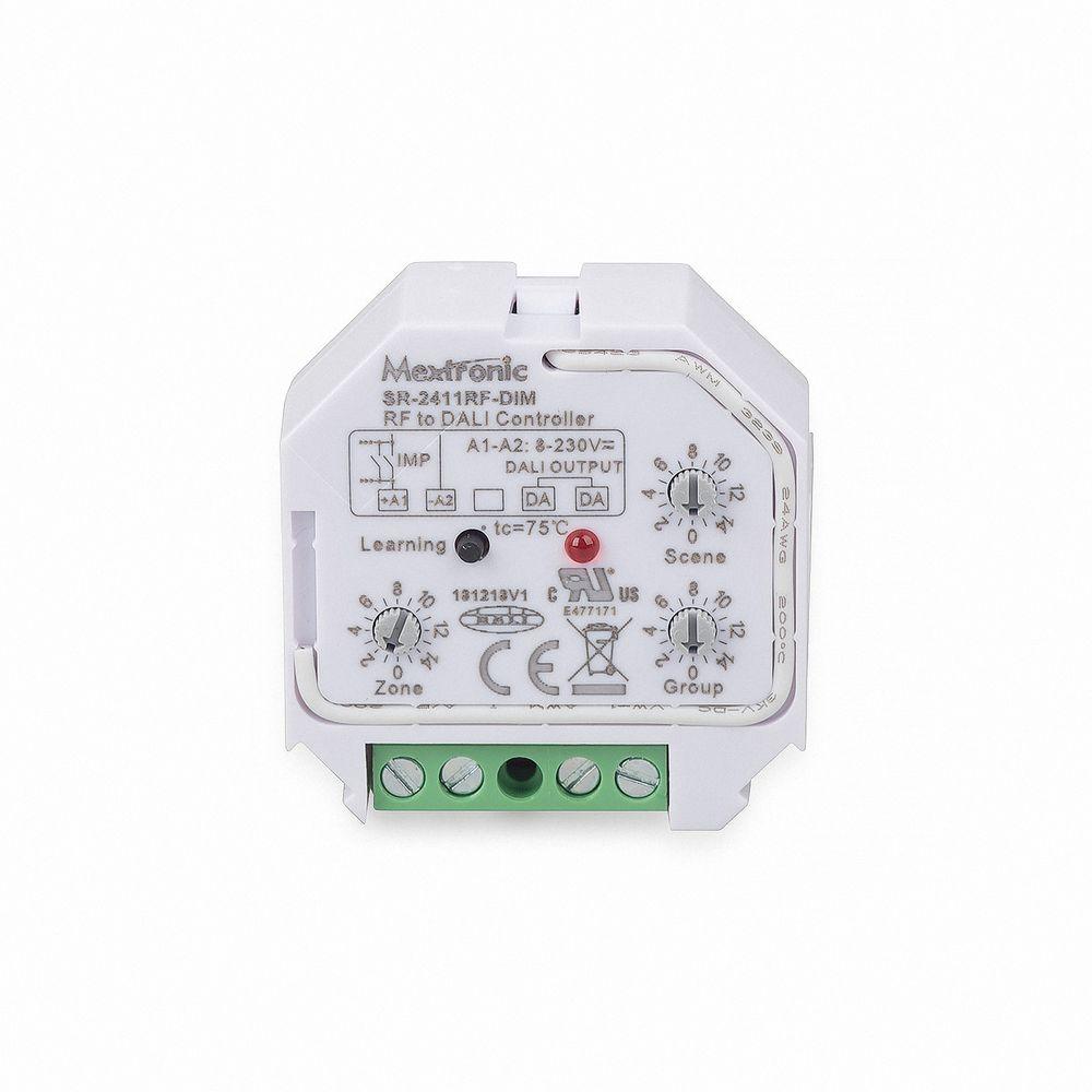 LED CONNEX Dali / PUSH RF-Controller 8-230V