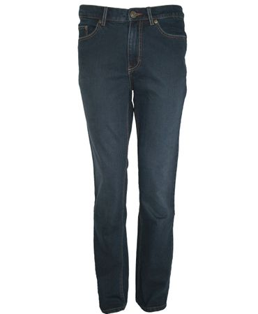 Paddocks Stretch Jeans Ranger 253.628.5703 blue black dark used – Bild 1