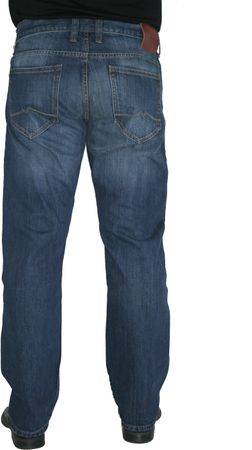 Mustang Jeans Chicago Straight 3155.5025.585 tinted rinse washed – Bild 3