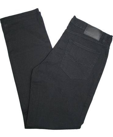 Oklahoma Stretch Jeans Matrix R-140 SBS black / schwarz – Bild 4