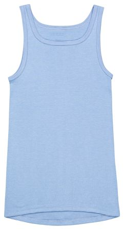 Ammann Wäsche Sport-Jacke / Unterhemd Ton-in-Ton Ringeloptik – Bild 3