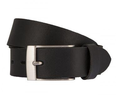 Lloyd Ledergürtel Gürtel 35 mm breit 0992 schwarz oder dunkelbraun – Bild 1