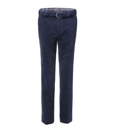 M fexible Stretch Cordhose Murk 9005 grau, blau oder beige – Bild 1