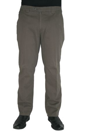 Herren Stretch Thermohose Hose Thermo Tux 4915 marine, braun oder taupe