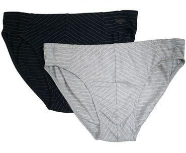 Ammann Mini Slip 12 145 grau/weiss oder dunkelblau/grau gestreift