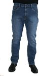 Pioneer Stretch Jeans 9862.06.1684 - Rando stone used / blau auch in extra lang 001