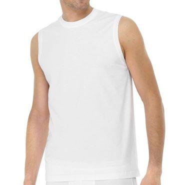 Doppelpack Schiesser Herren Muscle Shirt Top 208010 schwarz oder weiss – Bild 1
