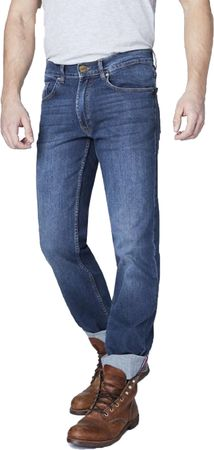 Oklahoma Stretch Jeans Matrix R-140 MSN mid stone – Bild 1