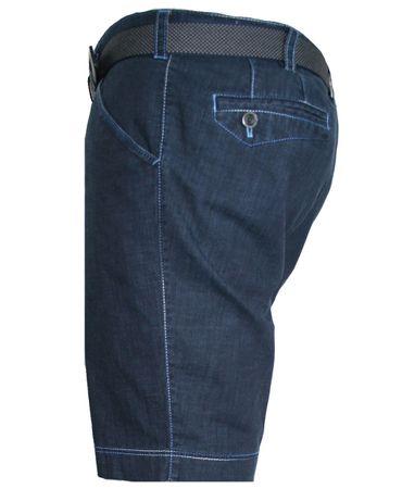 MEYER  Herren Shorts B-Ohio 1-611/19 dunkelblau melange – Bild 2