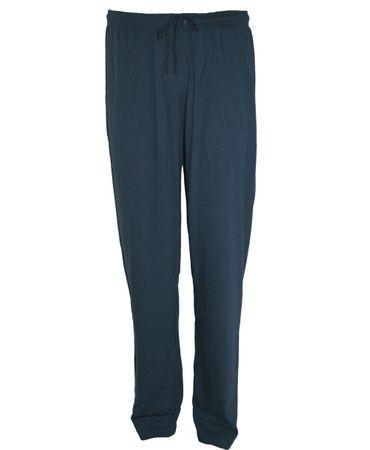Ammann Pyjama Hose lang Sportbund mit Kordel dunkelblau Art. 6053 Fb.22 – Bild 1