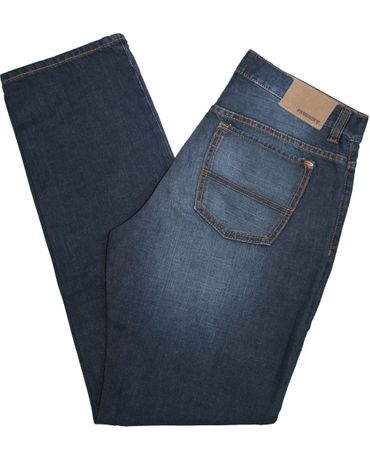 Paddocks Jeans Carter dark blue stone used moustache auch extra lang  - 4388 – Bild 2