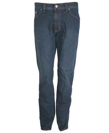 pierre cardin Stretch Jeans Deauville 7200.07.3196 mittelblau used washed – Bild 1
