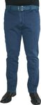 MEYER  Herren Stretch Jeans Hose Chicago 1-4166/17 blau blue 001