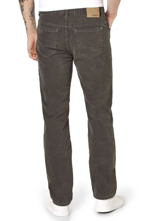 Paddocks Stretch Jeans Carter  - 80078 3243 1100 anthrazit – Bild 2