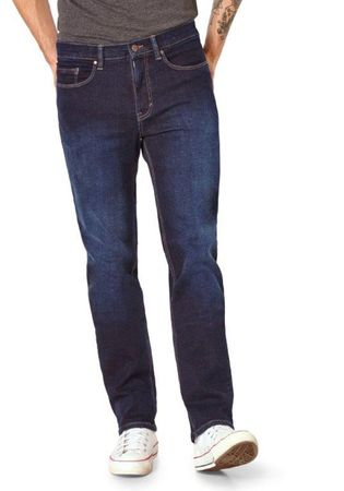 Paddocks Ranger Thermo Stretch Jeans Thermojeans dunkelblau used 80089 6203 0818 – Bild 1