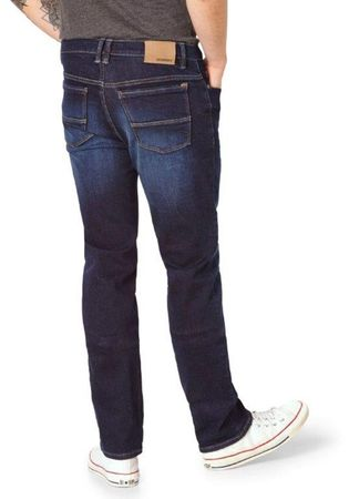 Paddocks Ranger Thermo Stretch Jeans Thermojeans dunkelblau used 80089 6203 0818 – Bild 2