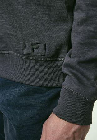 Pioneer Sweat Shirt Langarm Sweatshirt asphalt grau - 4306 2191 148 – Bild 3