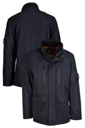 Cabano Herren Jacke Wolljacke Wolle 4181 32842 marine oder anthrazit – Bild 1