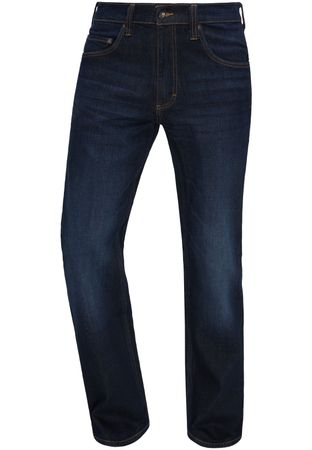Mustang Jeans Big Sur Stretch 1006920 3169.5000.942 denim blue / blau used – Bild 1