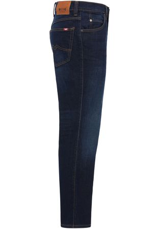 Mustang Jeans Big Sur Stretch 1006920 3169.5000.942 denim blue / blau used – Bild 3