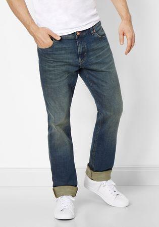 Paddocks Stretch Jeans Ben extra lang 80113 5840 5565 heritage light blue used – Bild 1