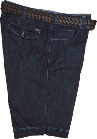 MEYER  Herren Shorts B-Cleveland 1-611/19 dunkelblau melange