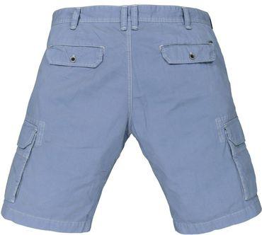 Paddocks Herren Cargo Bermuda Chuck Shorts 80130 5104 0828 asphalt blue – Bild 2