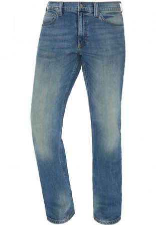 Mustang Jeans Big Sur Stretch 1006920 3169.5000.412 denim blue / blau used – Bild 1