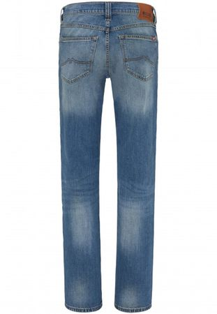 Mustang Jeans Big Sur Stretch 1006920 3169.5000.412 denim blue / blau used – Bild 2