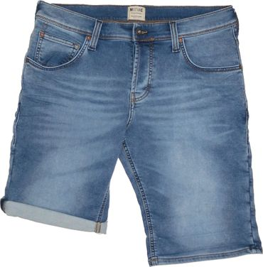 Mustang Herren Short Chicago Shorts Stretch Denim 1007117 5000 313 blue used – Bild 4