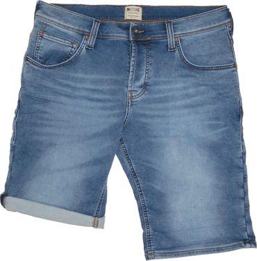 Mustang Herren Short Chicago Shorts Stretch Denim 1007117 5000 313 blue used – Bild 4