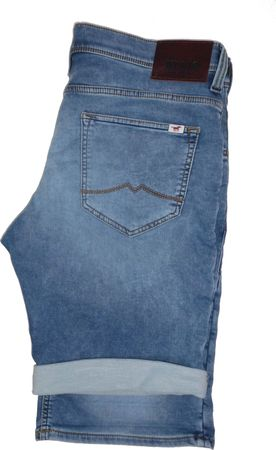 Mustang Herren Short Chicago Shorts Stretch Denim 1007117 5000 313 blue used – Bild 5