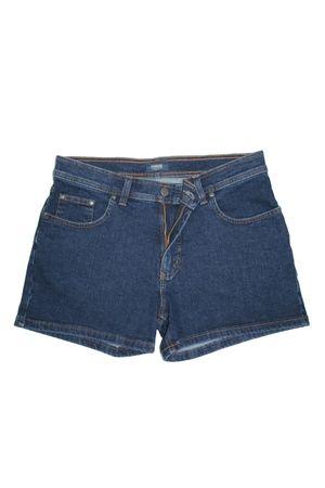 Pioneer Rando Stretch Jeans Shorts kurz 9733.04.1330 dark stone / dunkelblau