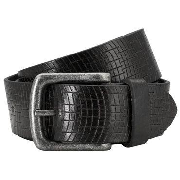 pierre cardin Ledergürtel Gürtel 40 mm breit 1070347 schwarz oder braun – Bild 1