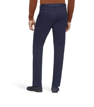 MEYER  Herren Stretch Hose Diego mit Gürtel 2-5552/17 blau – Bild 2