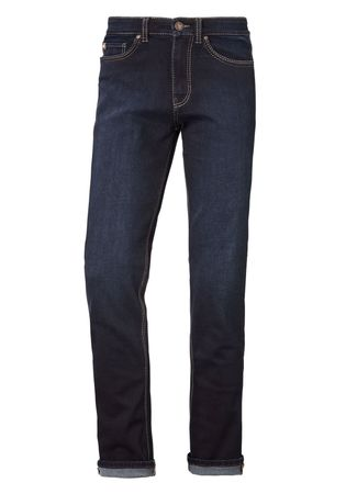 Paddocks Stretch Jeans Ranger Saddle Stitch blue black rinse use 80145 3954 5731 – Bild 1