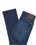 Mustang Jeans Big Sur Stretch 1009297 5000.681 denim blue / blau used 001